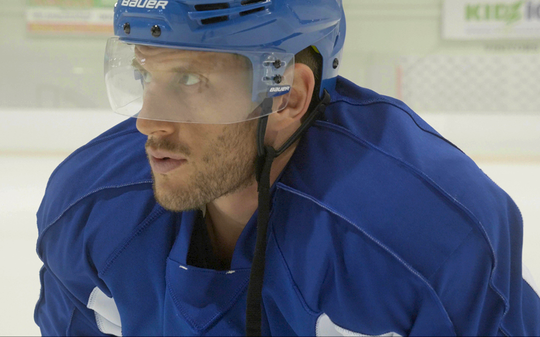 NHL Player Rich Clune's Battle with Addiction and Mental Health