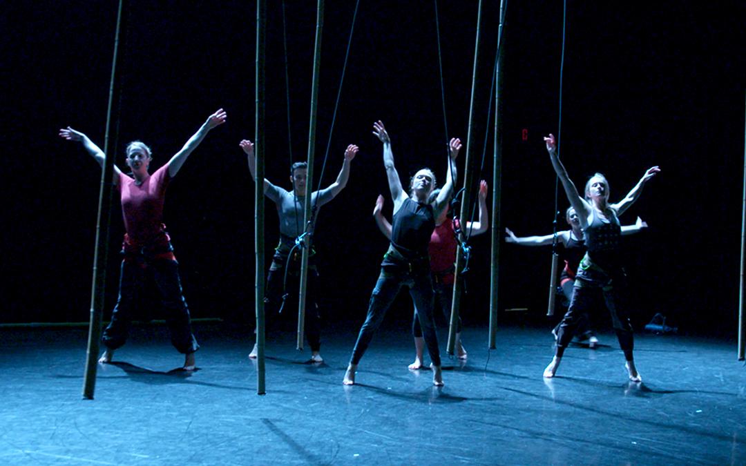 Meet the Choreographer Who Brings Dance Into the Air