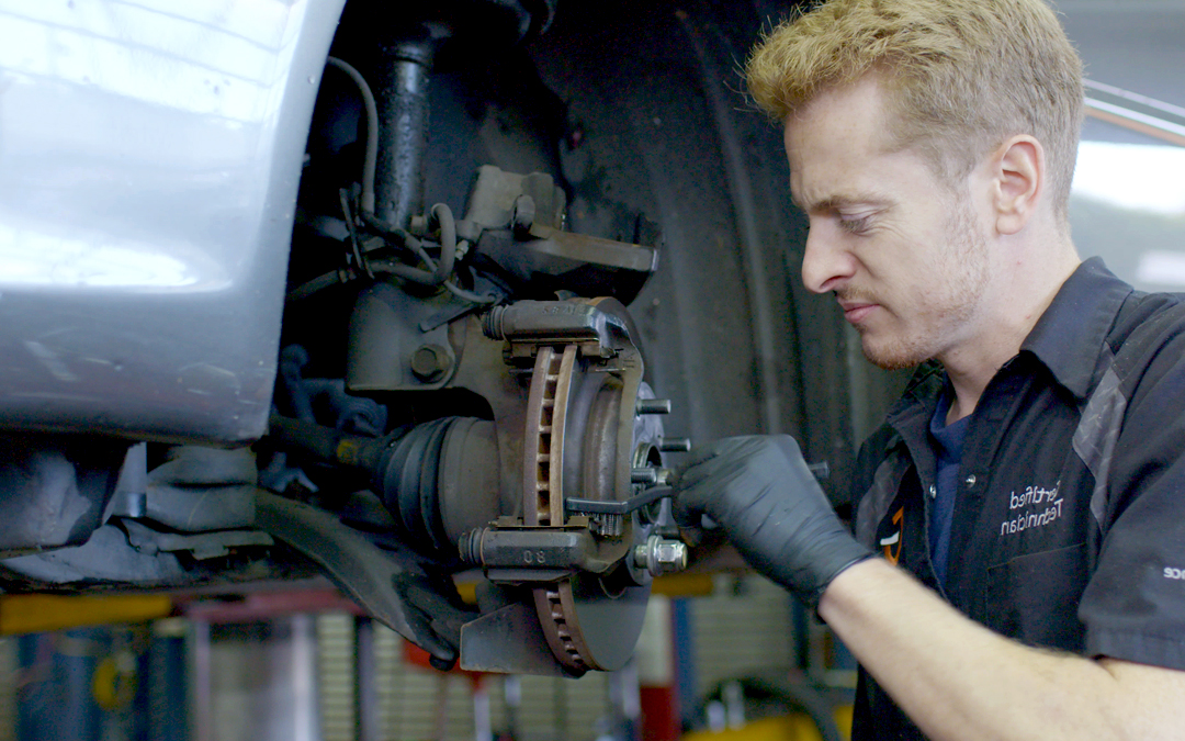 This Automotive Technician is Proof That You Don't Have To Be Naturally Gifted To Be The Best