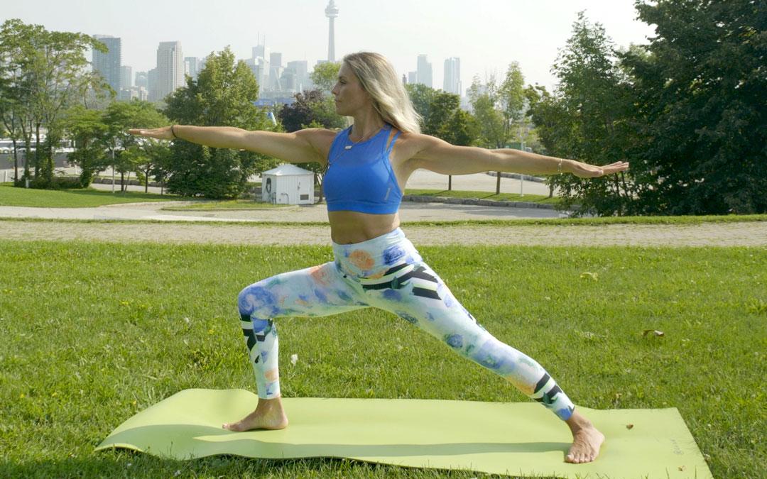 Yoga for Jocks