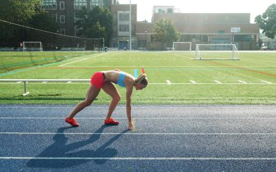 The Olympic Athlete Who Teaches Kids About Life's Hurdles