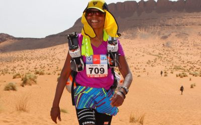 Dr. Pushpa Chandra: Extreme Distance Runner