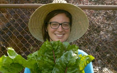 Rosalind's story: Growing produce and inspiring young leaders with Fresh Roots Farms